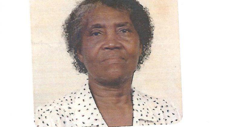 Clara Marjorie Palmer (Miss Clara)