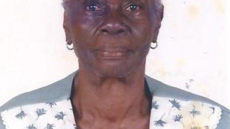 Pauline Maxwell Reid (Mama Pearl)
